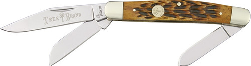 Tree Brand Stockman, Brown - Boker
