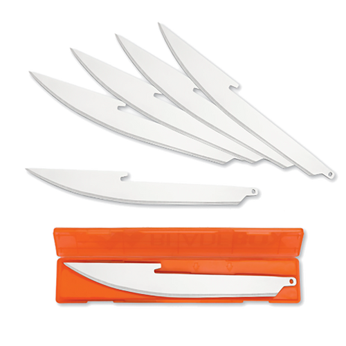 "5"" RazorSafe Boning / Fillet Replacement Blades"