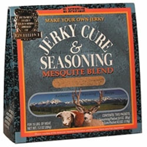Mesquite Blend Jerky Seasoning