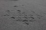 Cubed Foam