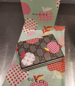 New Domestic Stock Tanabata Limited GUCCI Repom Card Case Wallet