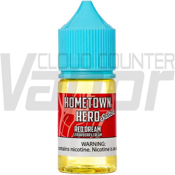 Home Town Hero - Red Dream Salted