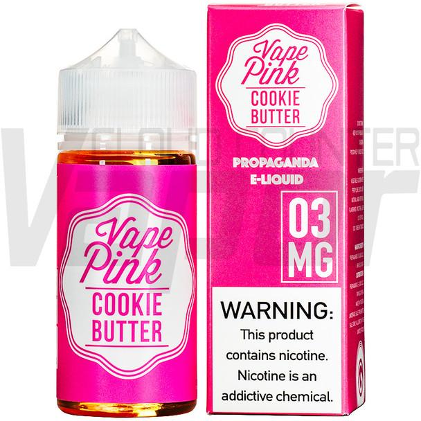 Vape Pink - Cookie Butter (100 ml)