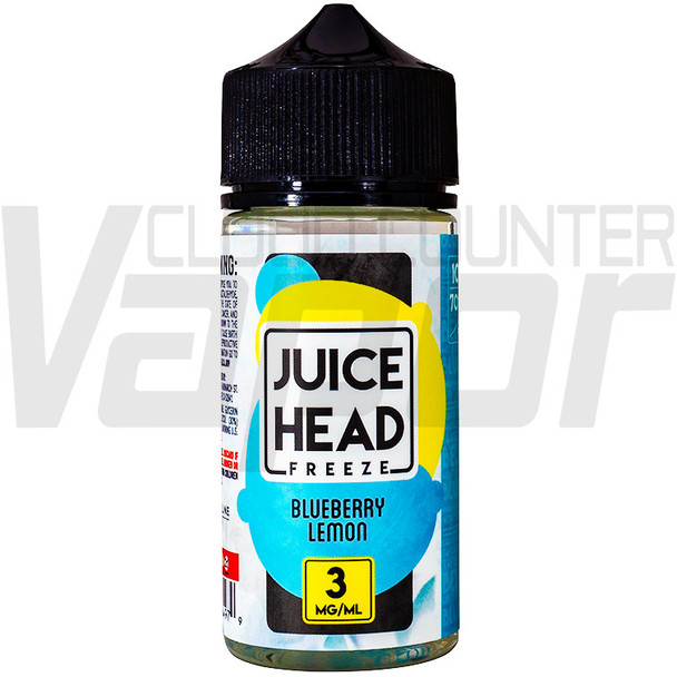 Juice Head Freeze - Blueberry Lemon