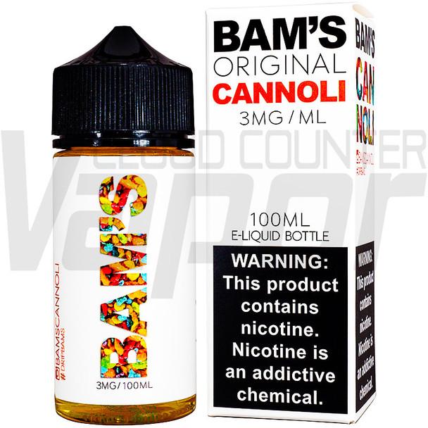 Bam's Cannoli - Original Cannoli
