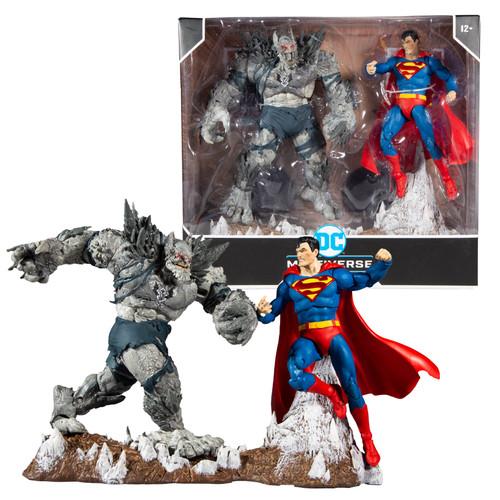 Superman vs. Devastator (DC Multiverse) Collector Multipack
