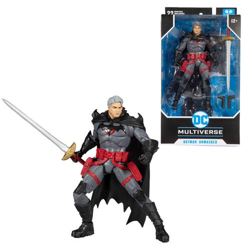 "Thomas Wayne Flashpoint Batman (DC Multiverse) 7"" Figure"
