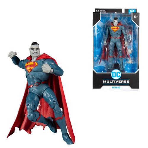 """Superman Bizarro (DC Multiverse) 7"""" Figure"""