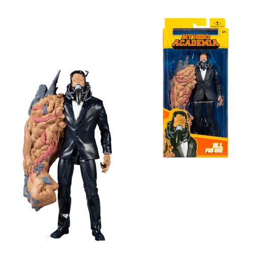 """All for one (My Hero Academia) 7"""" Figure"""