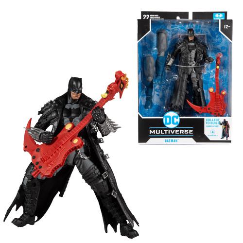 "Death Metal Batman (DC Multiverse) 7"" Figure"