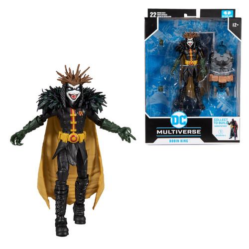 """Death Metal Robin King (DC Multiverse) 7"""" Figure"""