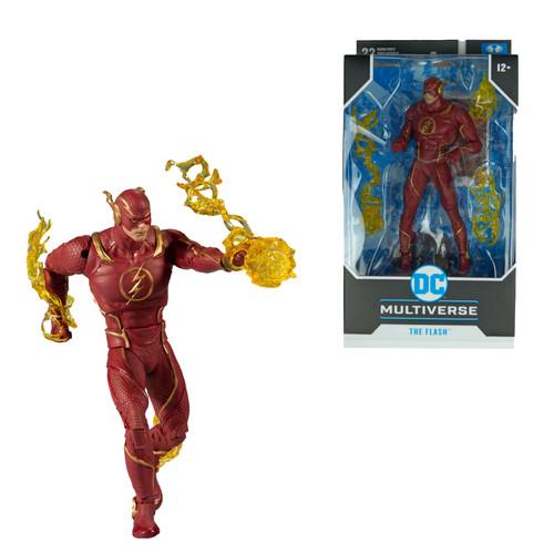 "Flash (DC Multiverse) 7"" Figures"