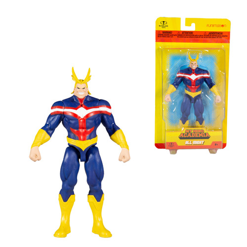 """All Might (My Hero Acedemia) 5"""" Figures"""