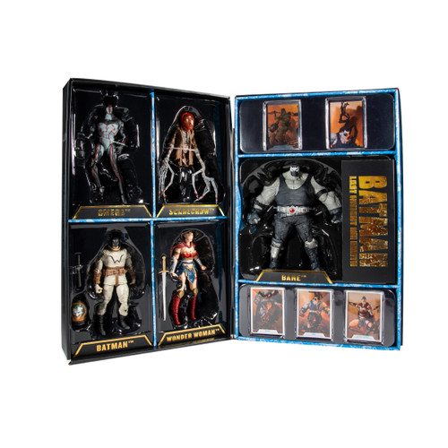 Batman Last Knight on Earth (DC Multiverse) Exclusive 5-Pack