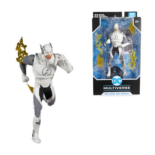 """Flash Hot Pursuit (DC Multiverse) 7"""" Figures"""