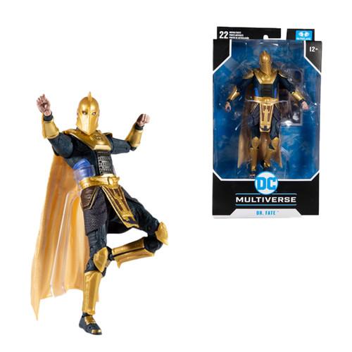 "Dr. Fate (DC Multiverse) 7"" Figures"