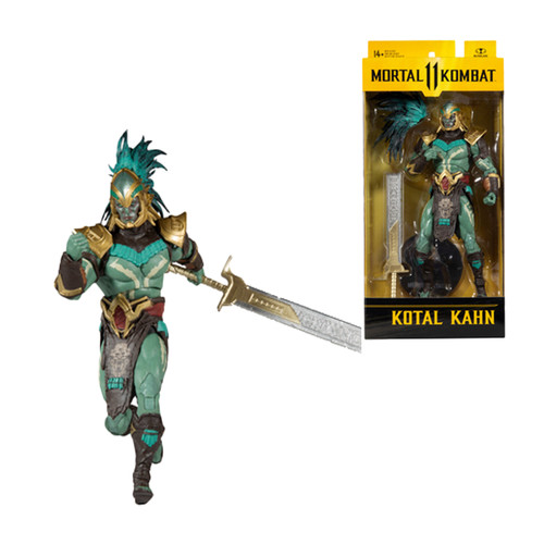 "Kotal Kahn (Mortal Kombat) 7"" Figure (PRE-ORDER ships November)"