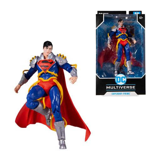 """Superboy-Prime Infinite Crisis (DC Multiverse)  7"""" Figure (PRE-ORDER ships November)"""