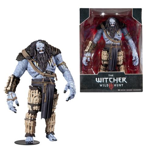 "Ice Giant (The Witcher 3: Wild Hunt) 12""   (PRE-ORDER ships November) Mega Figure"