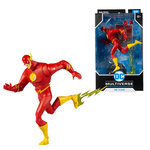"""The Flash (Superman: The Animated Series) 7"""" Figure (PRE-ORDER ships November)"""