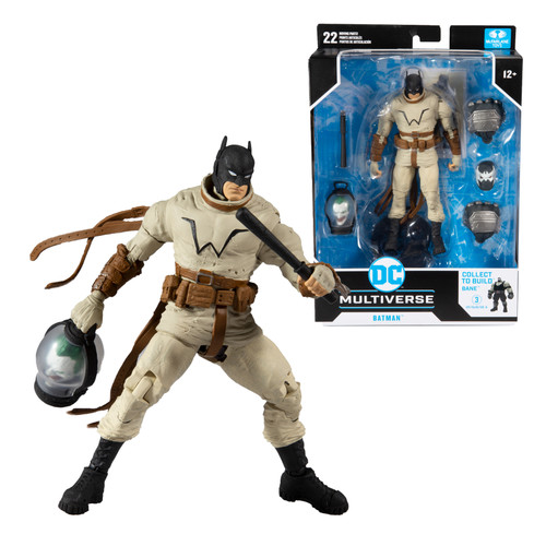 "Batman (Last Knight on Earth) 7"" Build-A-Figure"