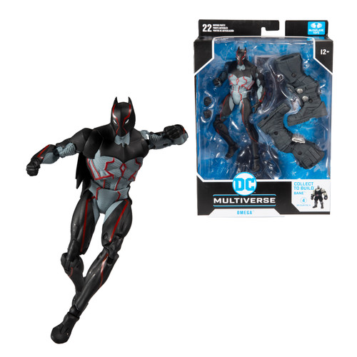 "Omega (Last Knight on Earth) 7"" Build-A-Figure"