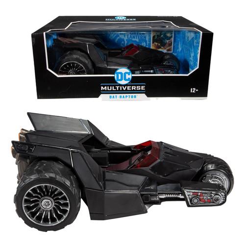 The Bat Raptor (DC Multiverse) Vehicle