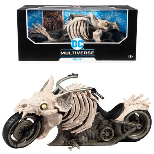 Death Metal Batcycle (DC Multiverse) Vehicle