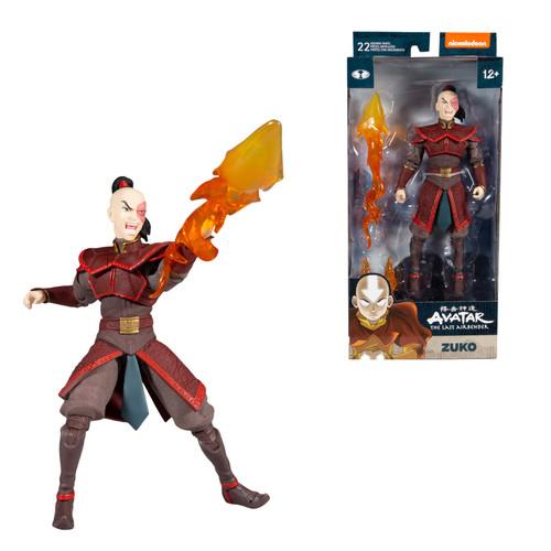 "Prince Zuko (Avatar: The Last Airbender) 7"" Figure (PRE-ORDER ships October)"