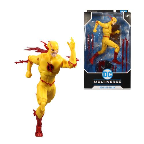 "Reverse Flash (DC Multiverse) 7"" Figure (PRE-ORDER ships November)"