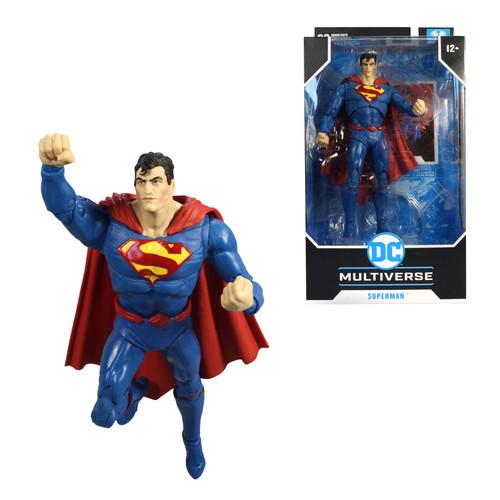 "Superman Rebirth (DC Multiverse) 7"" Figure (PRE-ORDER ships November)"
