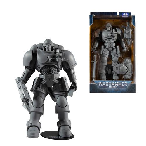"Space Marine Reiver Artist Proof (Warhammer 40000) 7"" Figure (PRE-ORDER ships November)"