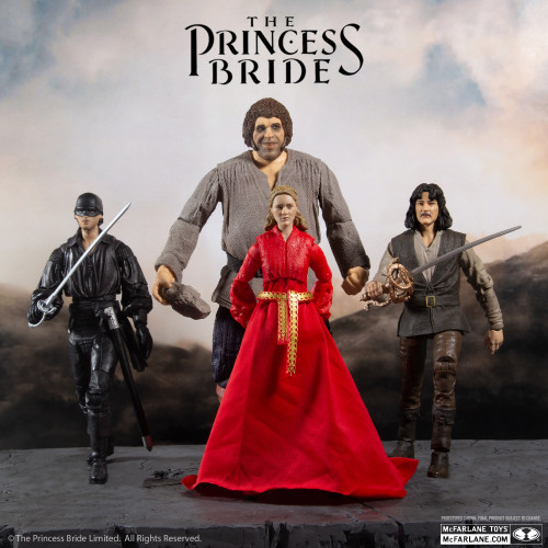 The Princess Bride Bundle Set (4) (PRE-ORDER ships November)