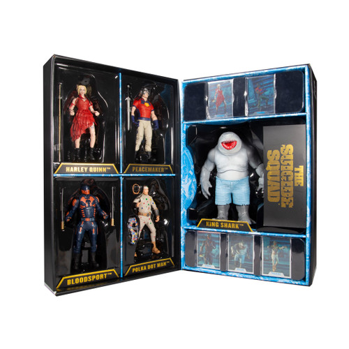 The Suicide Squad (DC Multiverse) Exclusive 5-Pack (PRE-ORDER ships December)