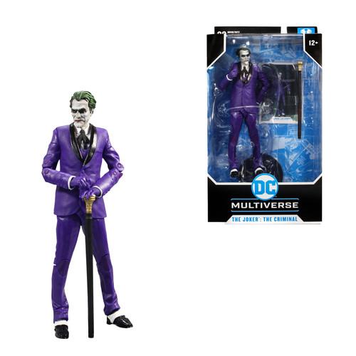 "The Joker: The Criminal (Batman: Three Jokers) 7"" Figure (PRE-ORDER ships November)"