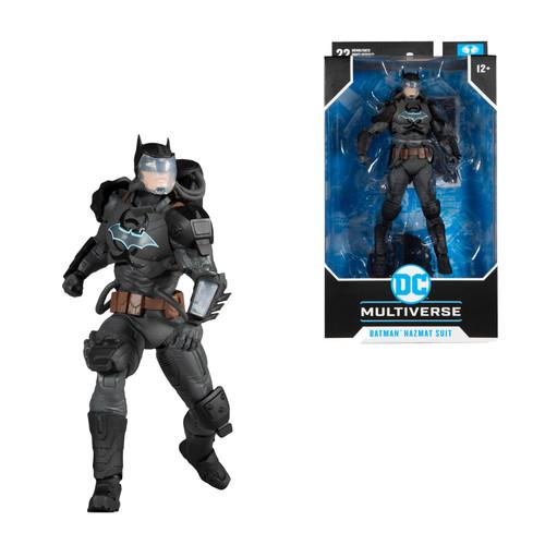 """Batman w/Hazmat Suit (DC Multiverse) 7"""" Figure (PRE-ORDER ship November)"""
