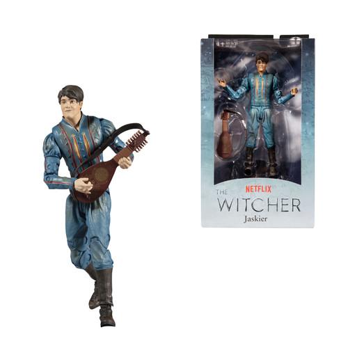 "Jaskier (The Witcher - Netflix) 7"" Figure (PRE-ORDER ships November)"