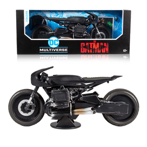 Batcycle (The Batman) Vehicle (PRE-ORDER ships January)