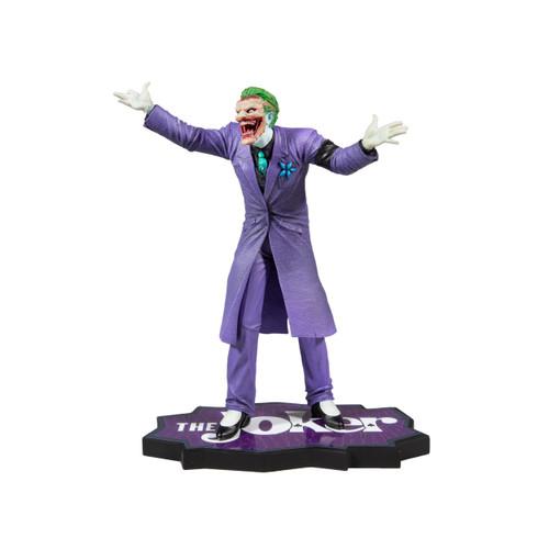 The Joker Purple Craze: The Joker by Greg Capullo 1:10 Resin Statue (PRE-ORDER ships April)