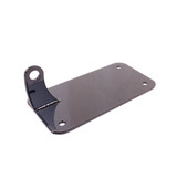 Universal Shock Mount License Plate Bracket