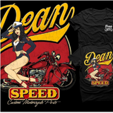 Dean Speed Semper Sexy - Mens T-Shirt