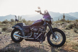 Softail BZKR Stainless Exhaust