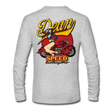 Dean Speed Semper Sexy Long Sleeve - Gray