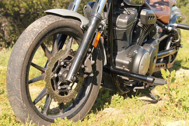 Sportster Tank Lift and Coil Relocation Kit - Dean Speed