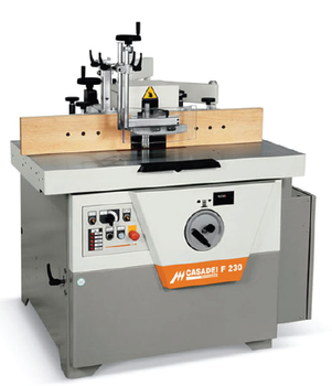 F 230 - SPINDLE MOULDER (FIXED)