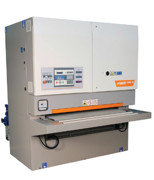 LIBRA 65 - AUTOMATIC WIDE BELT SANDER WITH 3 OPERATING HEADS