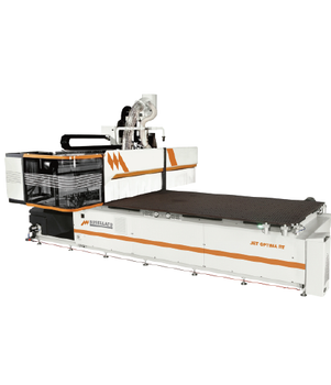 JET OPTIMA RT 21 - CNC WORKING CENTER