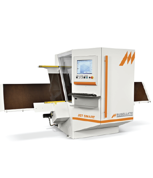 JET SMART - AUTOMATIC BORING MACHINE