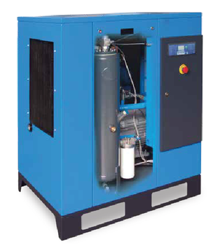 GSR 30 - SCREW COMPRESSOR - BACK