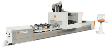 5 AXIS CNC WORKING CENTRE – JET MASTER P5